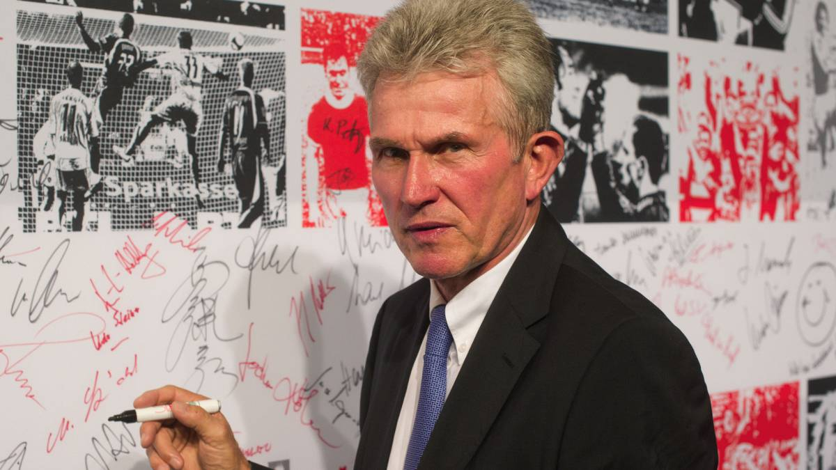 Bayern Munich: Heynckes set to be named interim coach