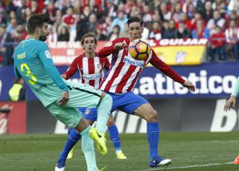 Atlético will not give Barcelona tickets for their match at the Wanda Metropolitano