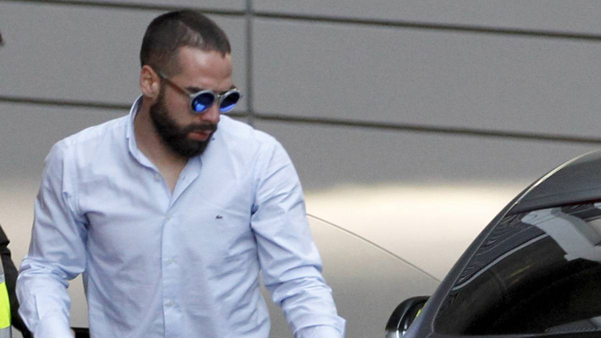 Dani Carvajal heart infection causing Real Madrid concern