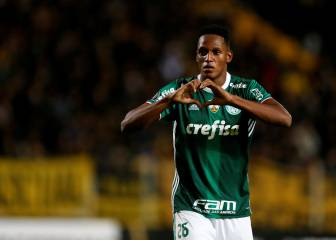 Yerri Mina's January move to Barcelona depends on Valverde