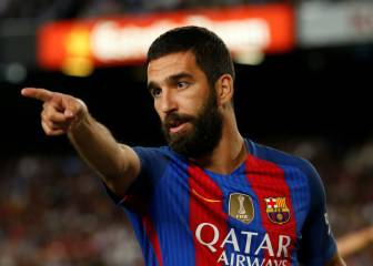 Galatasaray keen to take Arda Turan from Barça