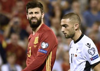 Whistles ring out louder than applause for Piqué