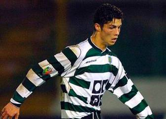 Sporting dig out Cristiano's first goal and Moreirense respond