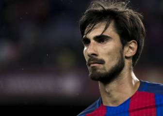 André Gomes denies criticising Messi and Valverde