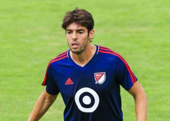 Kaká looking to Zidane's example as he mulls retirement