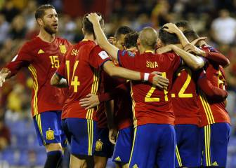 What Spain needs to happen to finish in World Cup pot 1