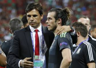 Bale will try to persuade Chris Coleman to stay with Wales