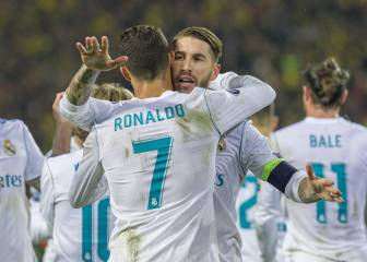 Ramos says Madrid are set up to avoid PSG's penalty problem