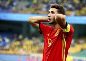 Barcelona in danger of losing Under 17 starlet Abel Ruiz