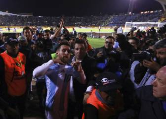 El recital de Leo Messi en Quito lideró el 'late night' en La 1