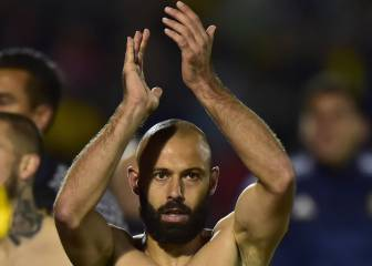 Mascherano plotting Barça exit and Argentina retirement