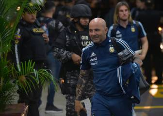 Sampaoli detona Chile: