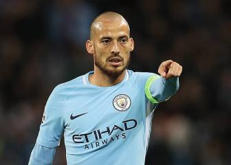 La renovación de David Silva con el City sigue sin resolverse
