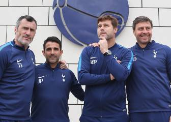 Pochettino: Having Kane makes your life easier