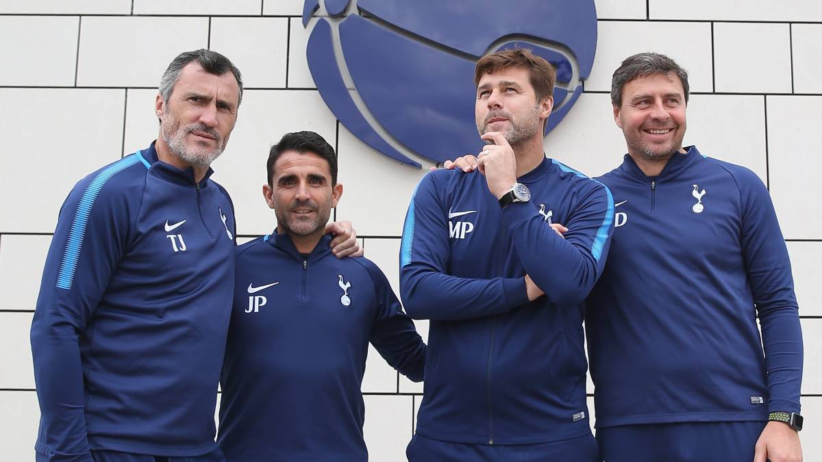 Real Madrid-Tottenham Hotspur: AS interview with Pochettino
