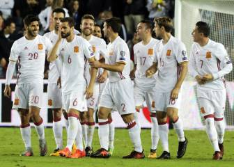 FIFA rankings confirm Spain not top seeds at World Cup