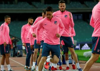Griezmann and Koke doubts for Qarabag clash