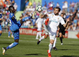 Monchi's sole objective in January is Real Madrid's Nacho