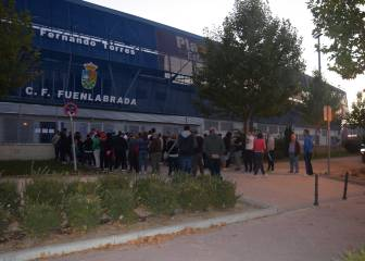 Thieves raid Fuenlabrada looking for Real Madrid ticket money