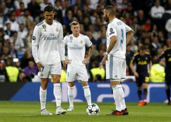 Real Madrid's poorest home start to a season since 1998