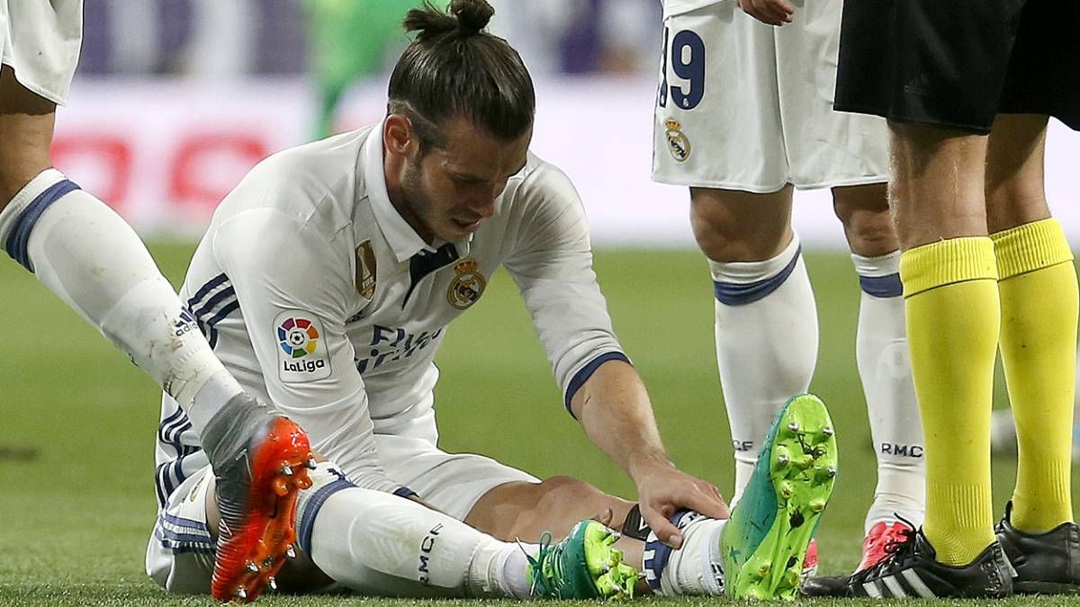 Bale injury mystery continues: 23 days out for Real Madrid