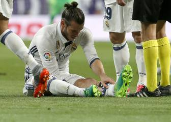 Bale injury mystery continues: 23 days out and counting