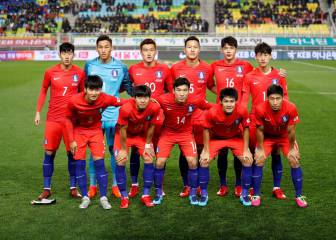 South Korea cling to the talents of Son Heung-min