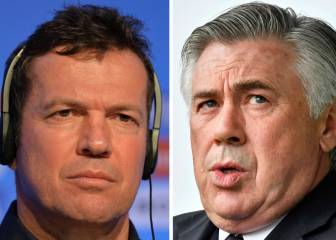 Matthäus attacks Ancelotti for his tweet