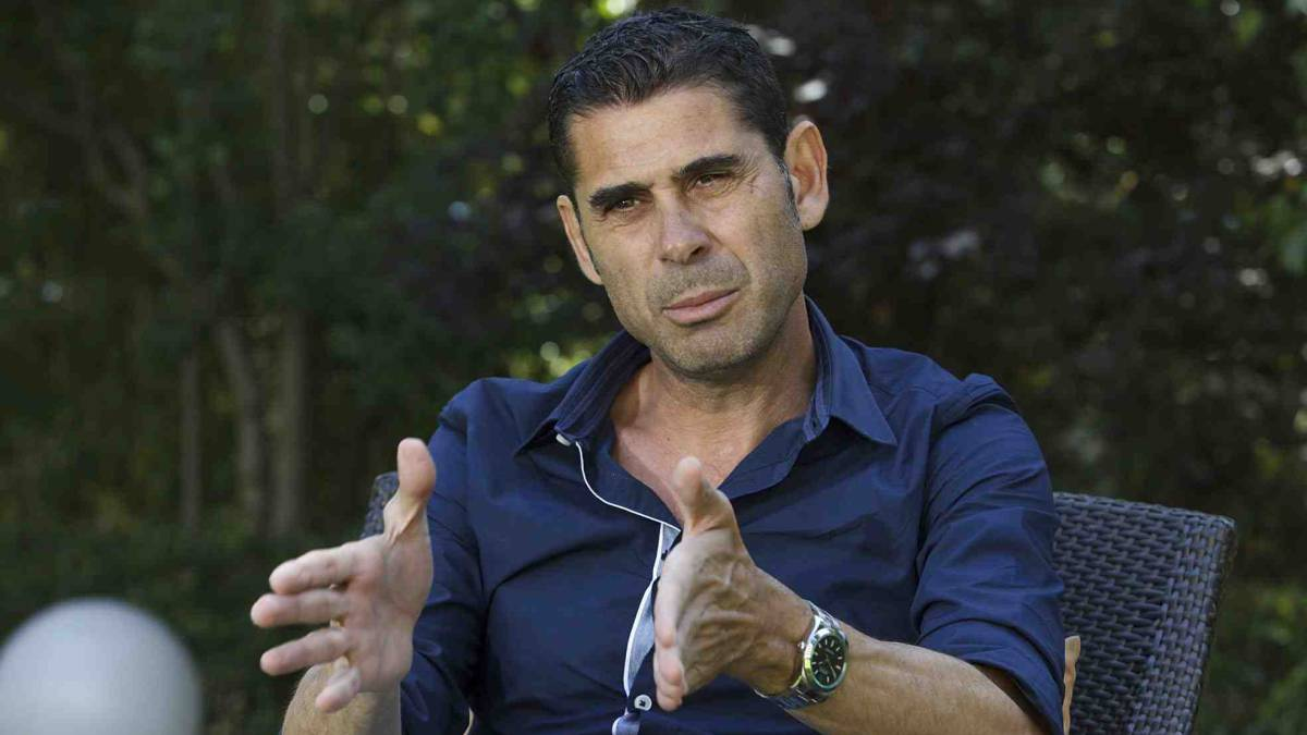Fernando Hierro: 'I watched 15-year-old Isco play for 10 minutes and that was enough, I left'
