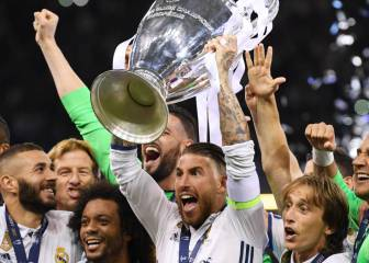 Madrid not top earning dogs for Uefa Champions League