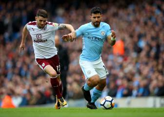 Manchester City-Burnley en vivo y directo online: Premier League