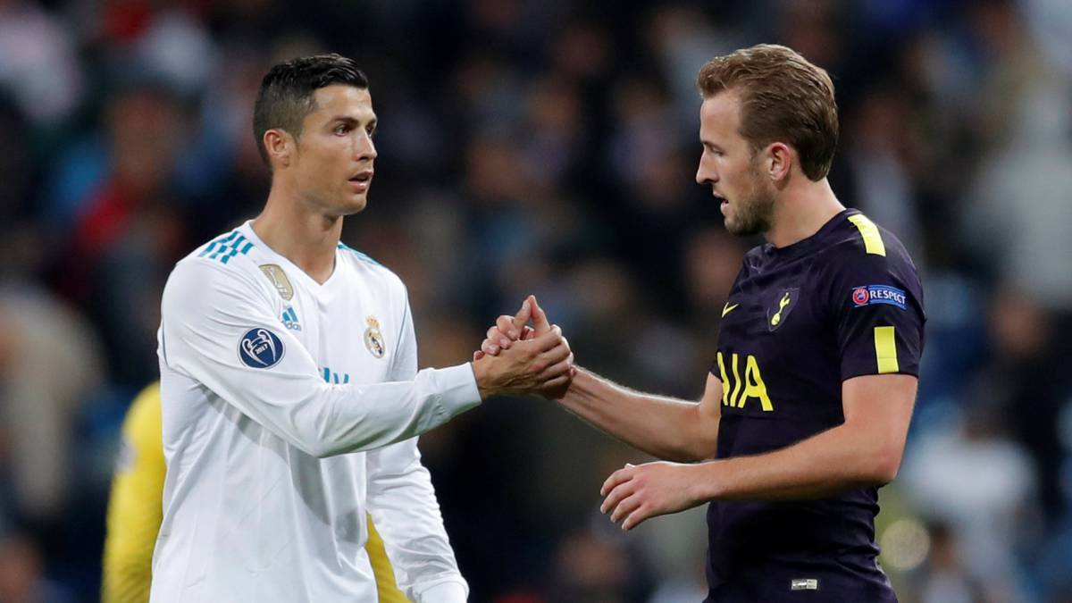 "Rio Ferdinand da la cara por CR7: ""No es comparable a Kane"""