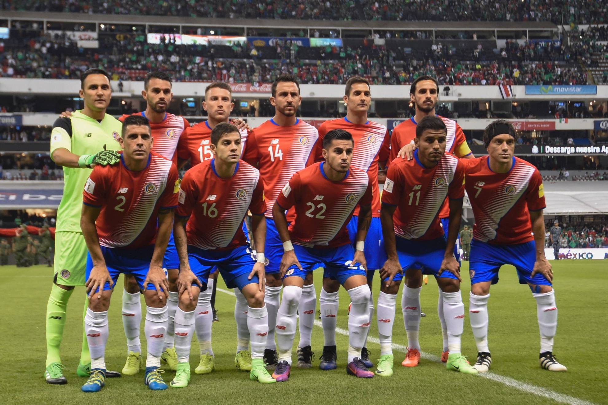 Costa Rican national football team