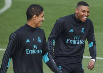 Zidane drafts Moha for the Eibar game; Bale still recovering