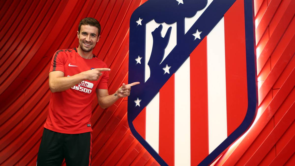 Gabi agrees one-year contract extension with Atletico Madrid