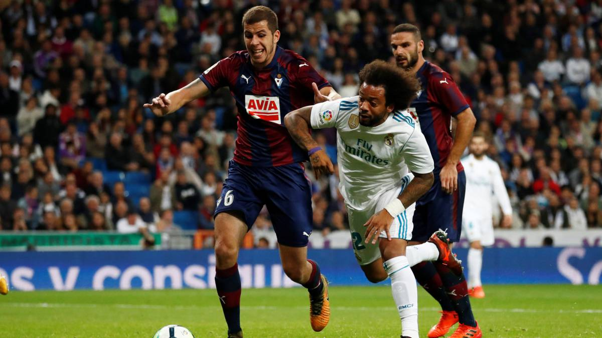 Real madrid 3 0 eibar resumen resultado y goles del for Resultado partido real madrid hoy