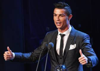 Por esto Cristiano es 'The Best'
