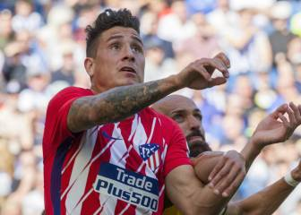 Juve set for renewed pursuit of Atlético's Giménez in summer