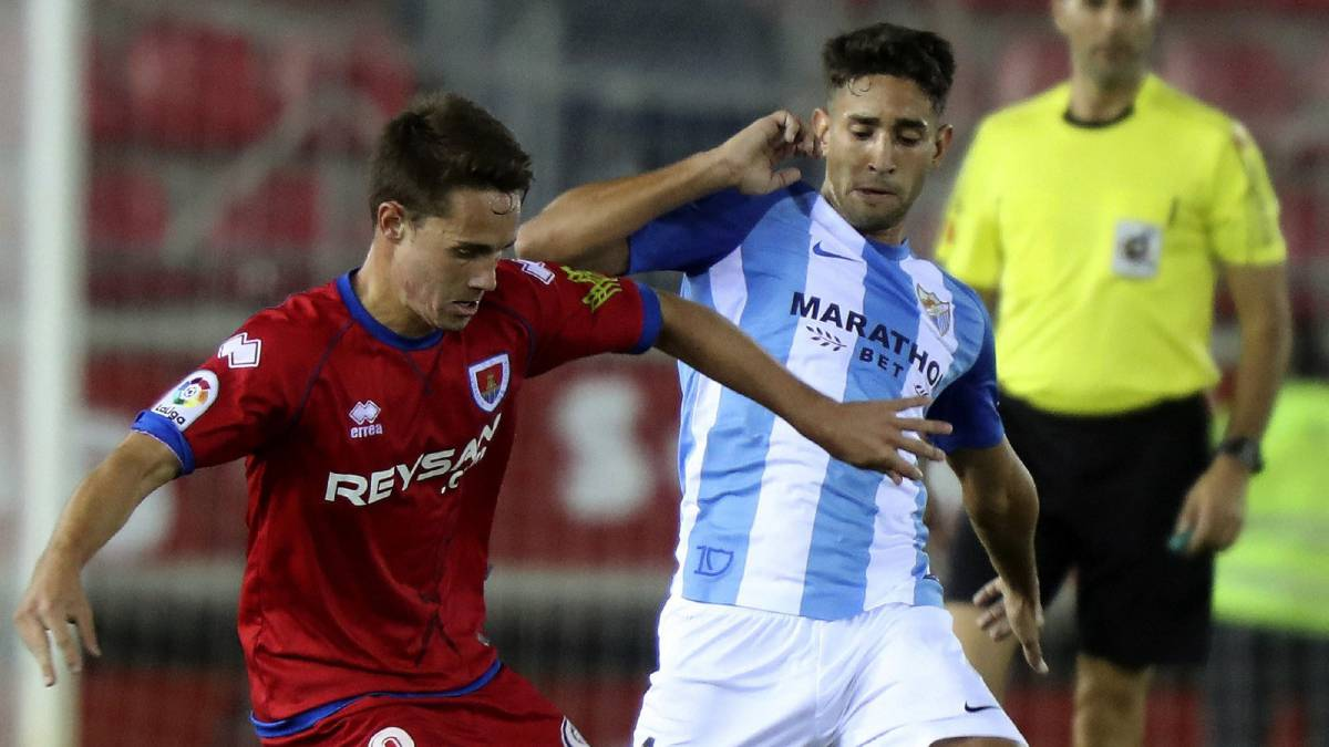 Numancia 2-1 Málaga: resultado, resumen y goles del ...
