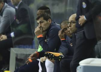 Casillas' situation