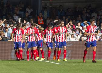 Atlético almost one year unbeaten away from home in LaLiga
