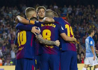 Barcelona chasing 85-year-old record in Copa del Rey
