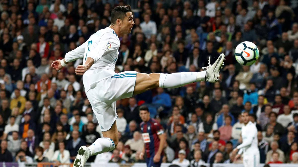 Los retos de Cristiano para lograr el hat-trick en 'The Best'