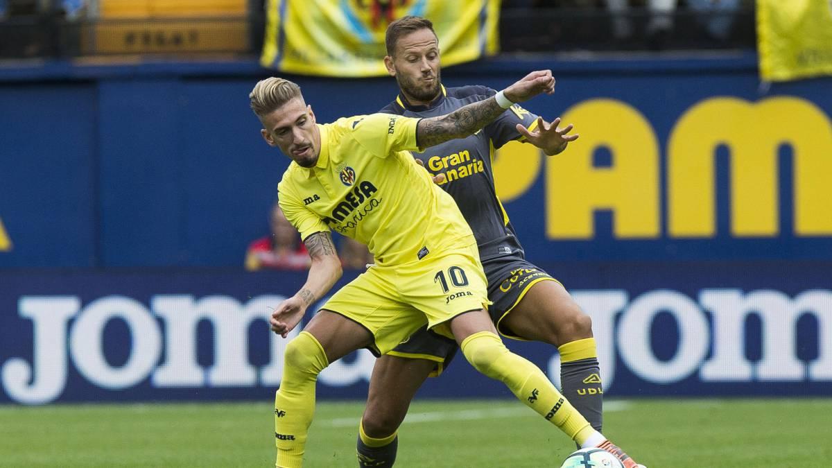 Castillejo, tercer jugador más joven en ser centenario amarillo
