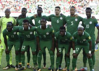 The Super Eagles threaten to fly high