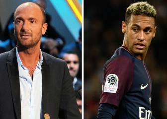 Dugarry says Neymar needs to buck up his ideas at PSG