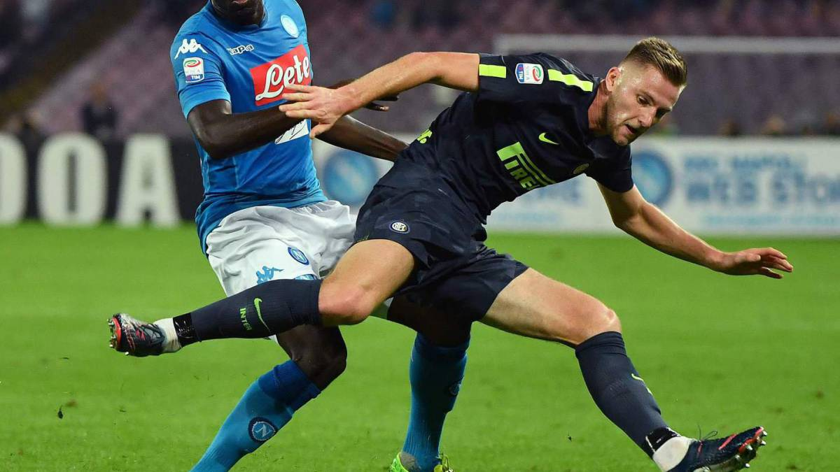 Atlético monitoring Inter Milan centre-back Skriniar