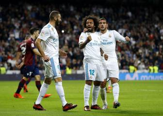 Real Madrid players share goal-scoring burden while Cristiano Ronaldo falters