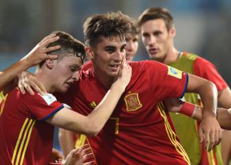 Spain's Under-17s see off Mali to set up final date with England