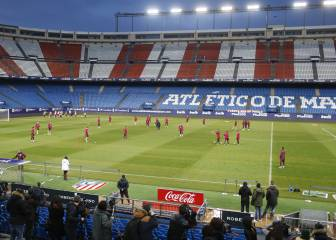 Atlético to return to the Calderón... just for one day